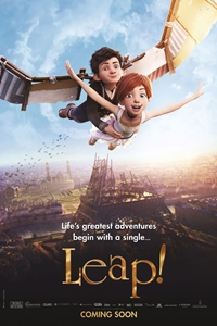 Poster for Leap! (Ballerina)