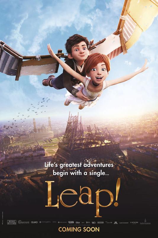 Poster for Leap! (Ballerina)