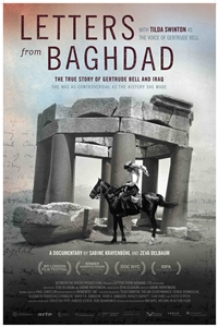 Poster of Letters From Baghdad
