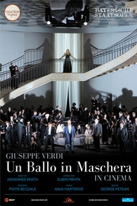 Bayerische Staatsoper: Un Ballo in Maschera Poster