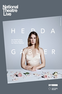 Poster of National Theatre Live: Hedda Gabler
