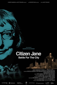 Citizen Jane: Battle for the City Poster