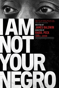 Poster of I Am Not Your Negro