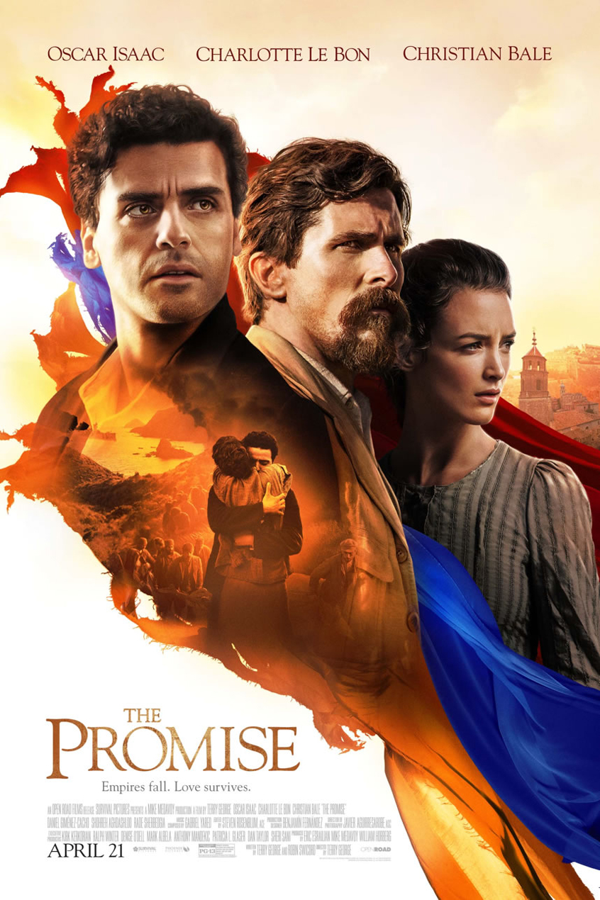 Poster for The Promise (2017-II)