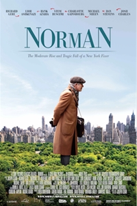 Norman (Norman: The Moderate Rise and Tragic Fall of a New York Fixer) Poster