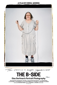 Poster for The B-Side: Elsa Dorfman's Portrait Photography