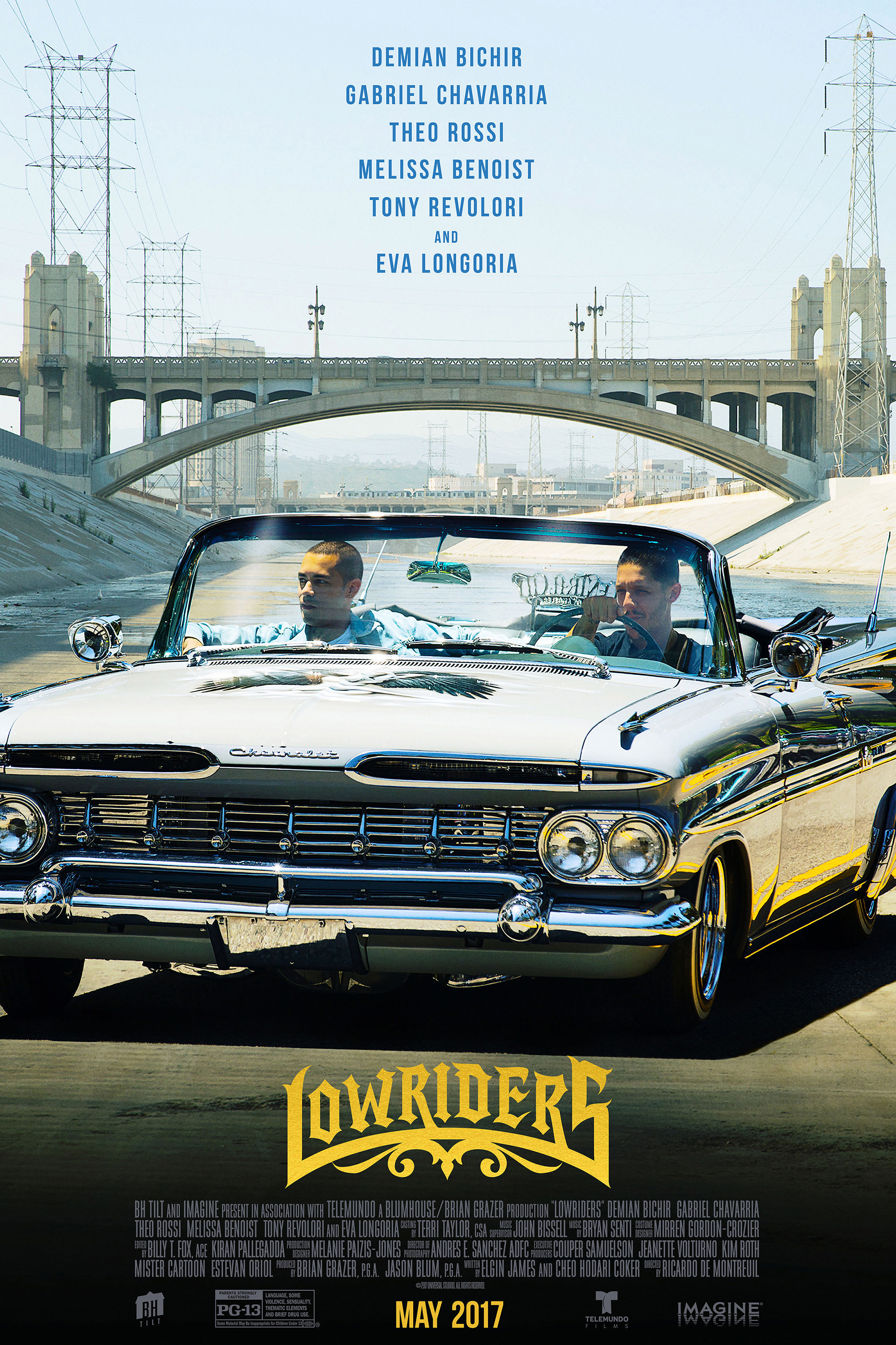 Poster for Lowriders