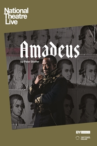 Poster of National Theatre Live: Amadeus