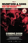Mumford & Sons Live From South Africa: Dust and Th Poster