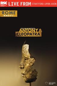 Royal Shakespeare Company: Antony & Cleopatra Poster