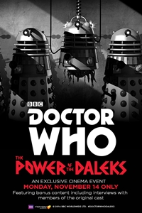 Doctor Who (Animated): The Power of the Daleks
