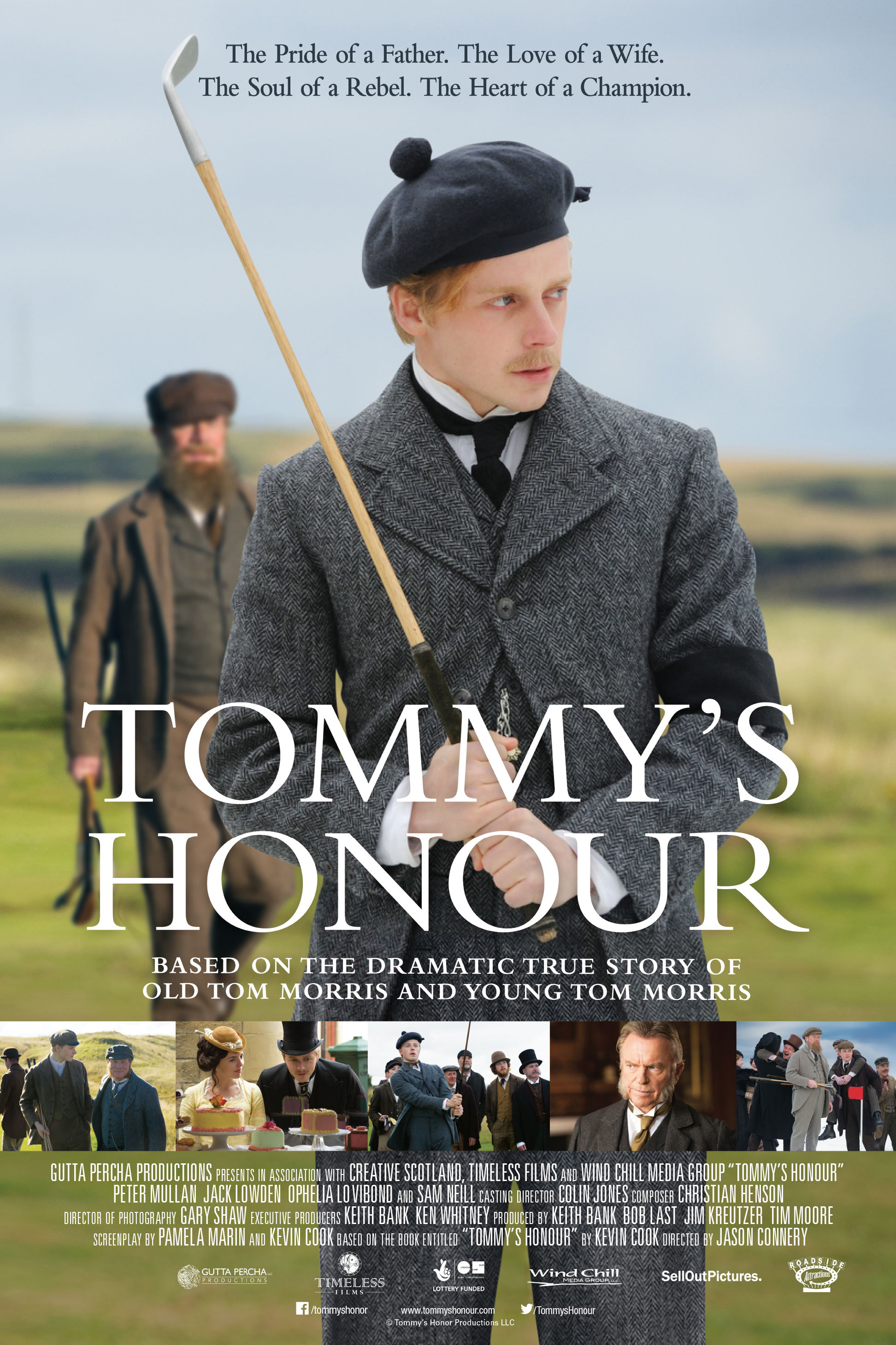 Poster for Tommy's Honour