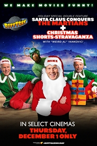 RiffTrax Holiday Special Double Feature
