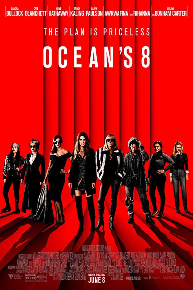 Poster for Ocean's 8