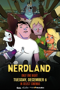 Nerdland: The Special Event