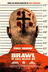 Poster of Brawl in Cell Block 99
