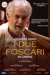Teatro alla Scala: I Due Foscari Poster