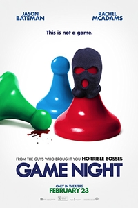 Caption Poster for Game Night
