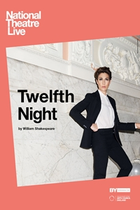 National Theatre Live: Twelfth Night Poster