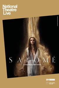 Poster for National Theatre Live: Salomé