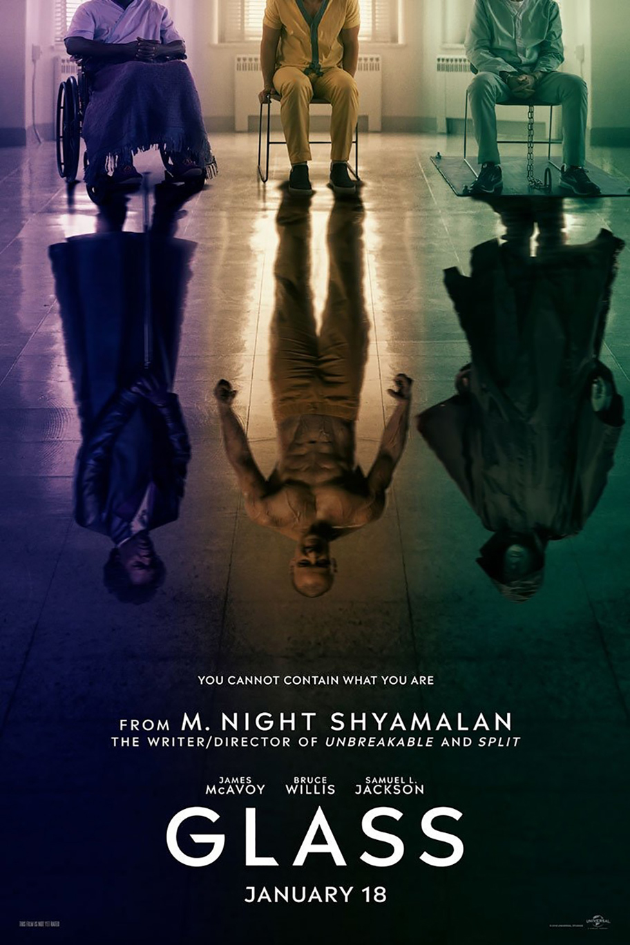 Poster for Glass