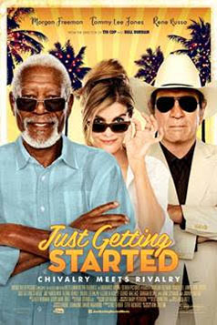 Poster for Just Getting Started
