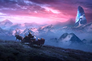 Still of Frozen II