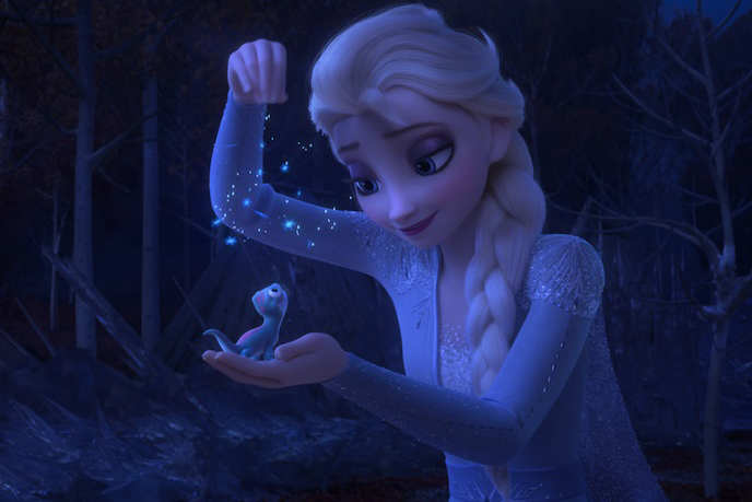 Still 3 for Frozen II