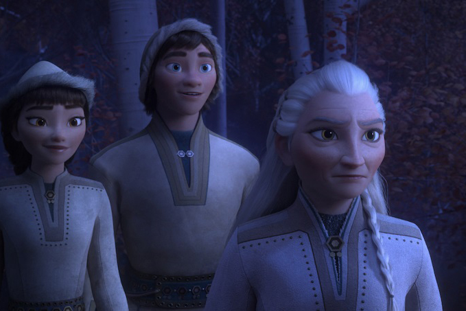 Still 4 for Frozen II