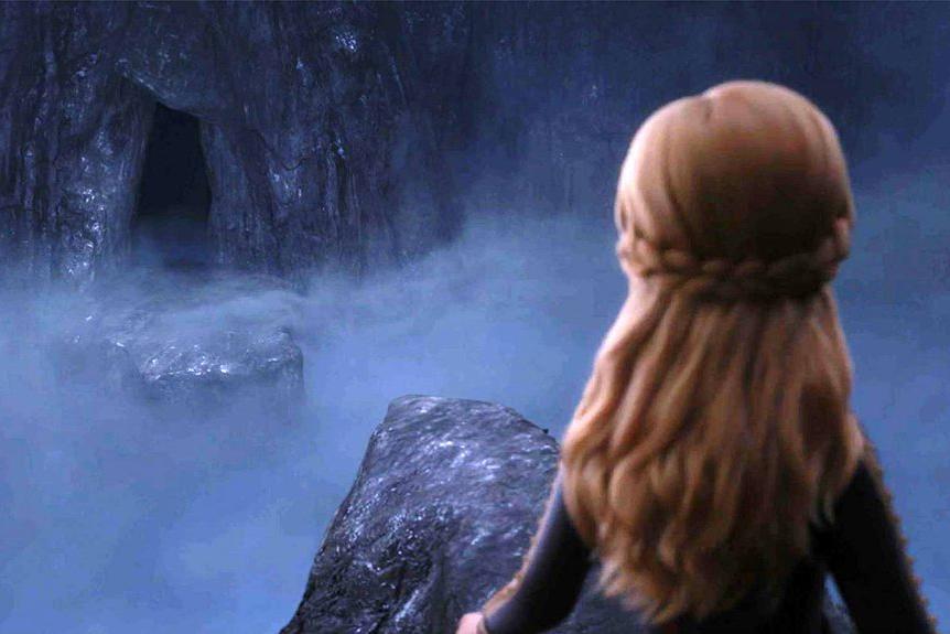Still 7 for Frozen II