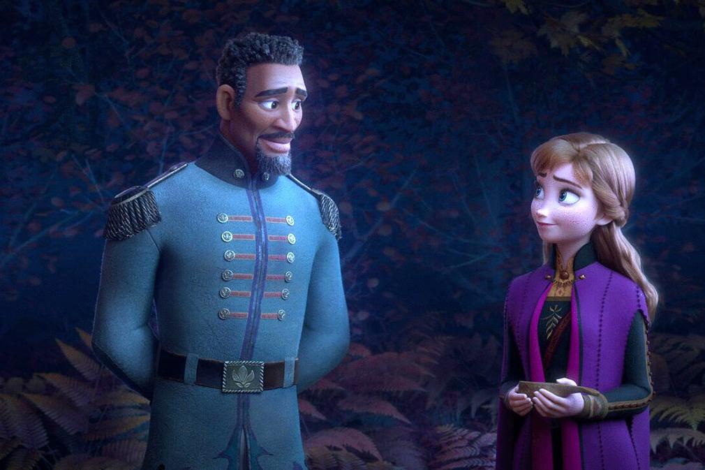 Still 9 for Frozen II