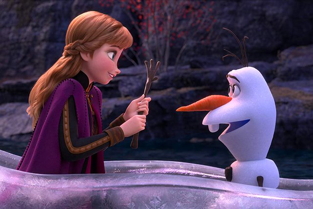 Still 10 for Frozen II