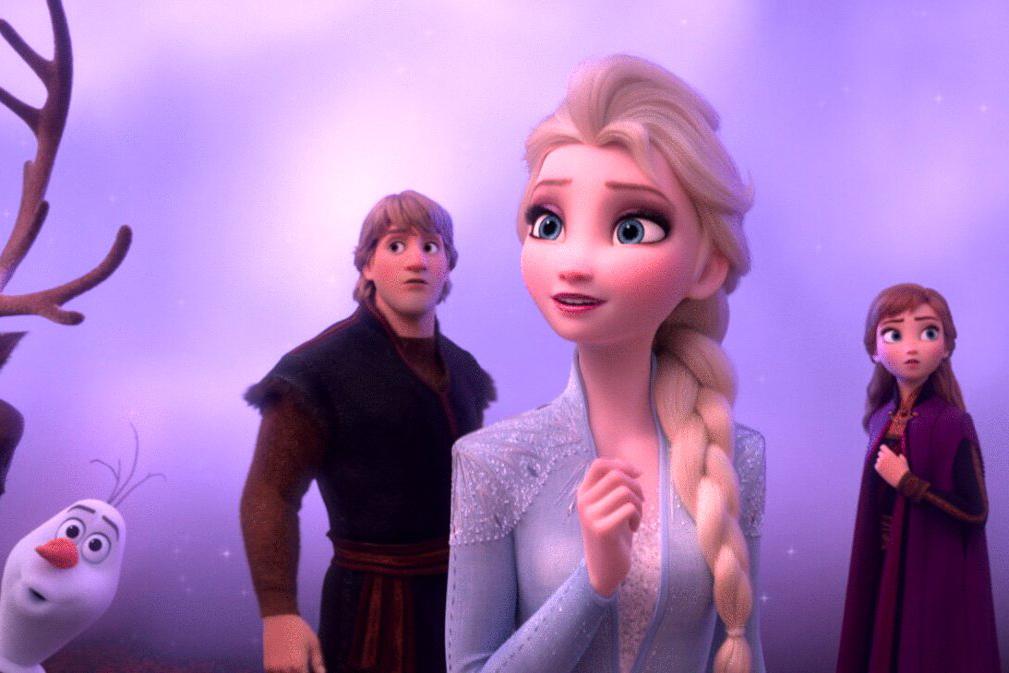 Still 12 for Frozen II