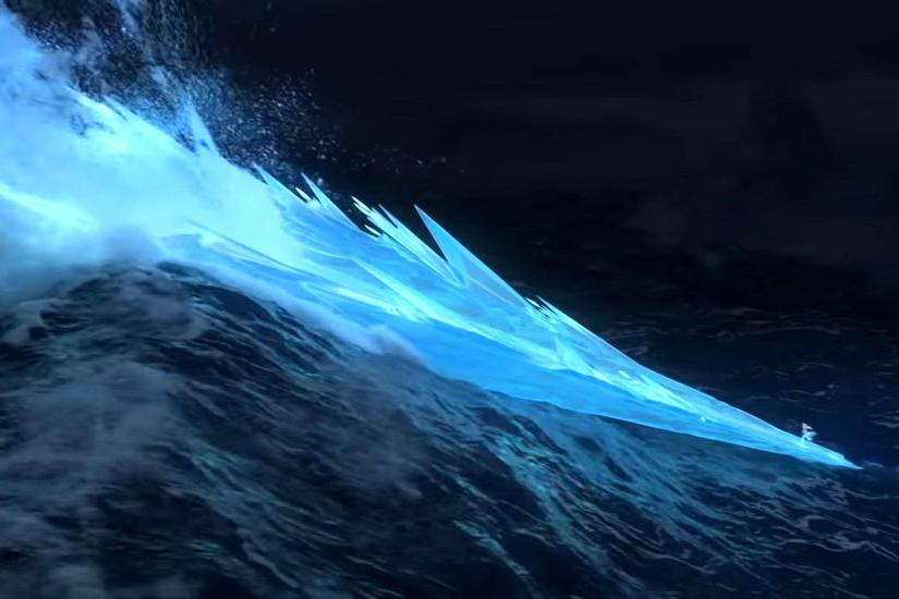 Still 14 for Frozen II