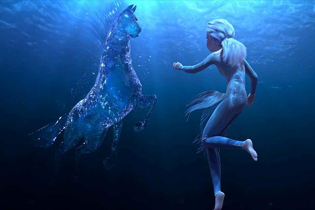 Still 15 for Frozen II