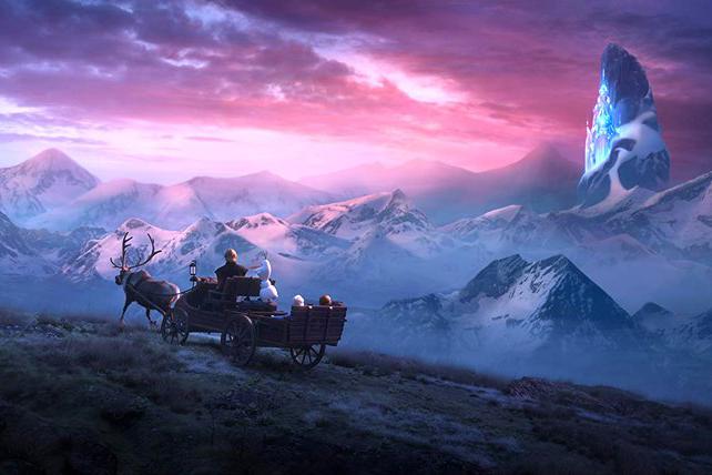 Still 16 for Frozen II