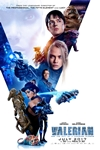 Valerian and the City of a Thousand Planets 3D Poster