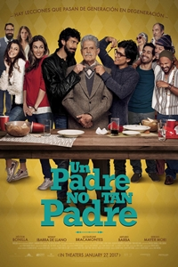 Poster of Un padre no tan padre