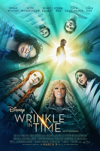 Caption Poster for A Wrinkle in Time