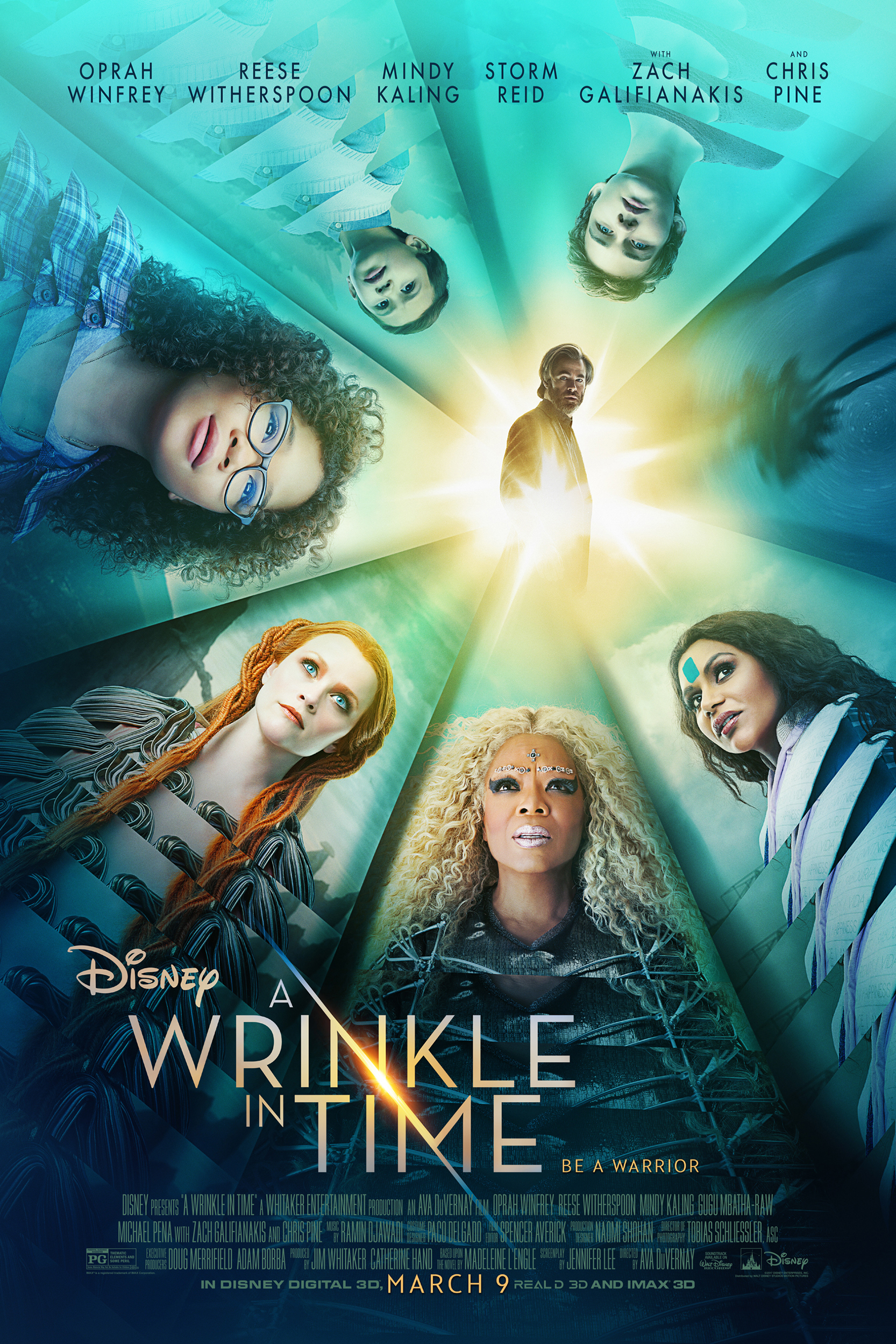 Poster ofWrinkle in Time, A