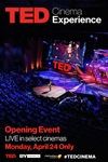 TED Cinema Experience: Opening Event Poster