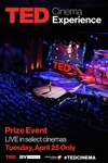 TED Cinema Experience: Prize Event Poster