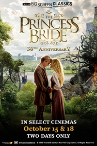 Poster of The Princess Bride 30th Anniversary (...