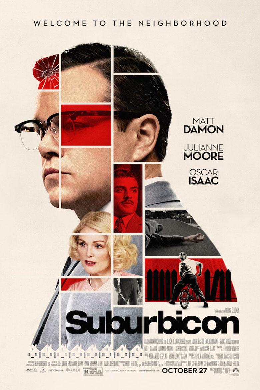 Poster for Suburbicon