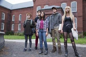 Still of The New Mutants