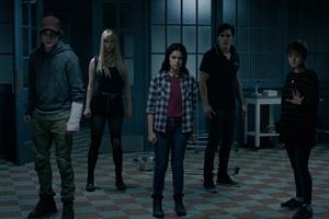 Trailer thumbnail for The New Mutants