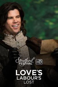 Stratford Festival: Love's Labour's Lost Poster