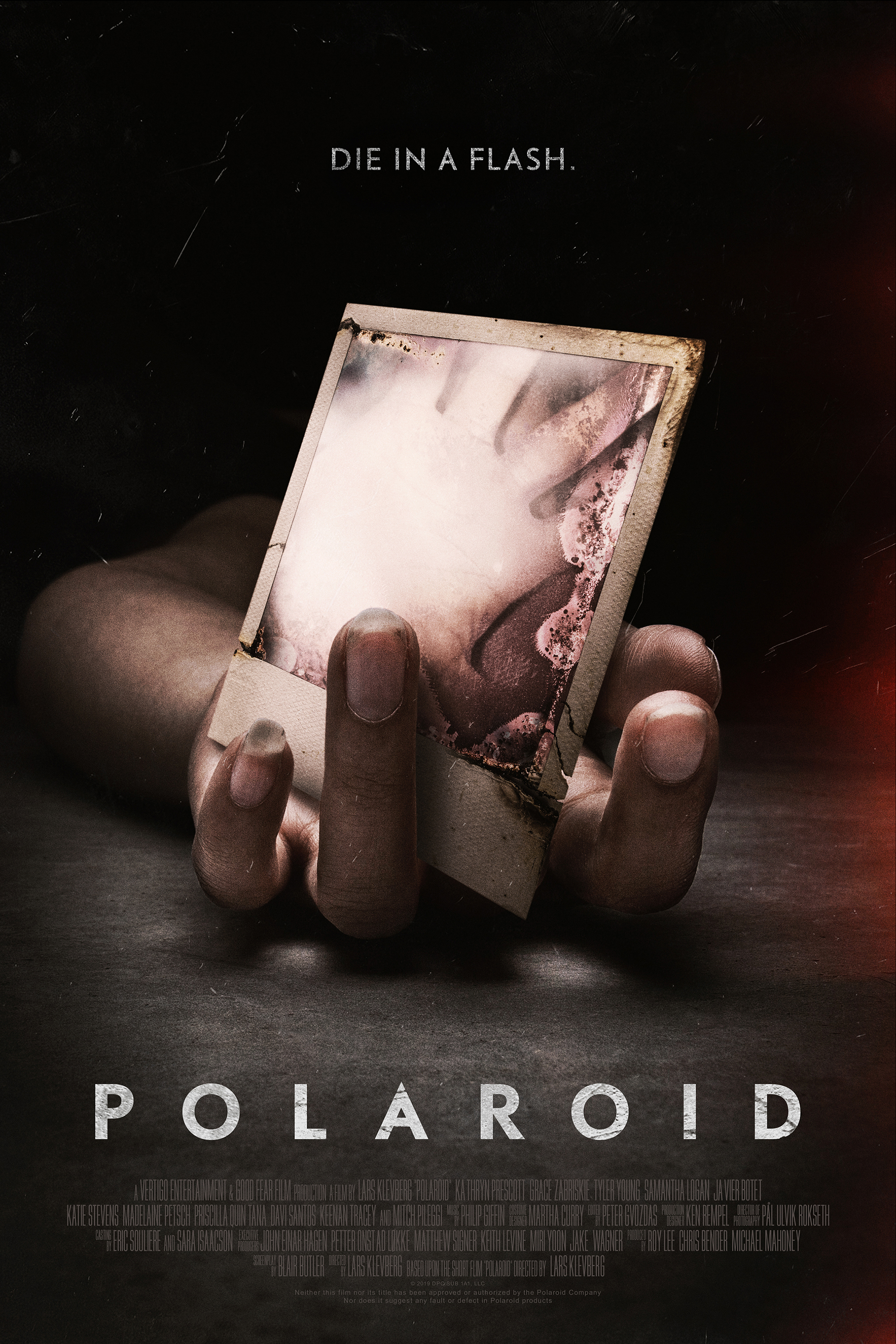 Poster for Polaroid