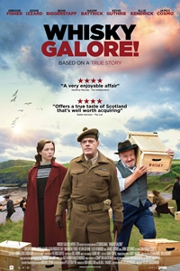 Whisky Galore Poster