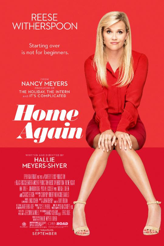 Poster for Home Again